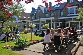 jardin de escuela wimbledon