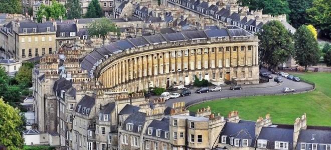 Curso de inglés para adultos en Bath, herencia romana – Gran Bretaña