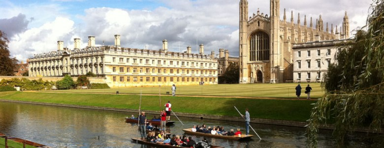 Curso de Inglés para adultos en Cambridge, Tradición Universitaria