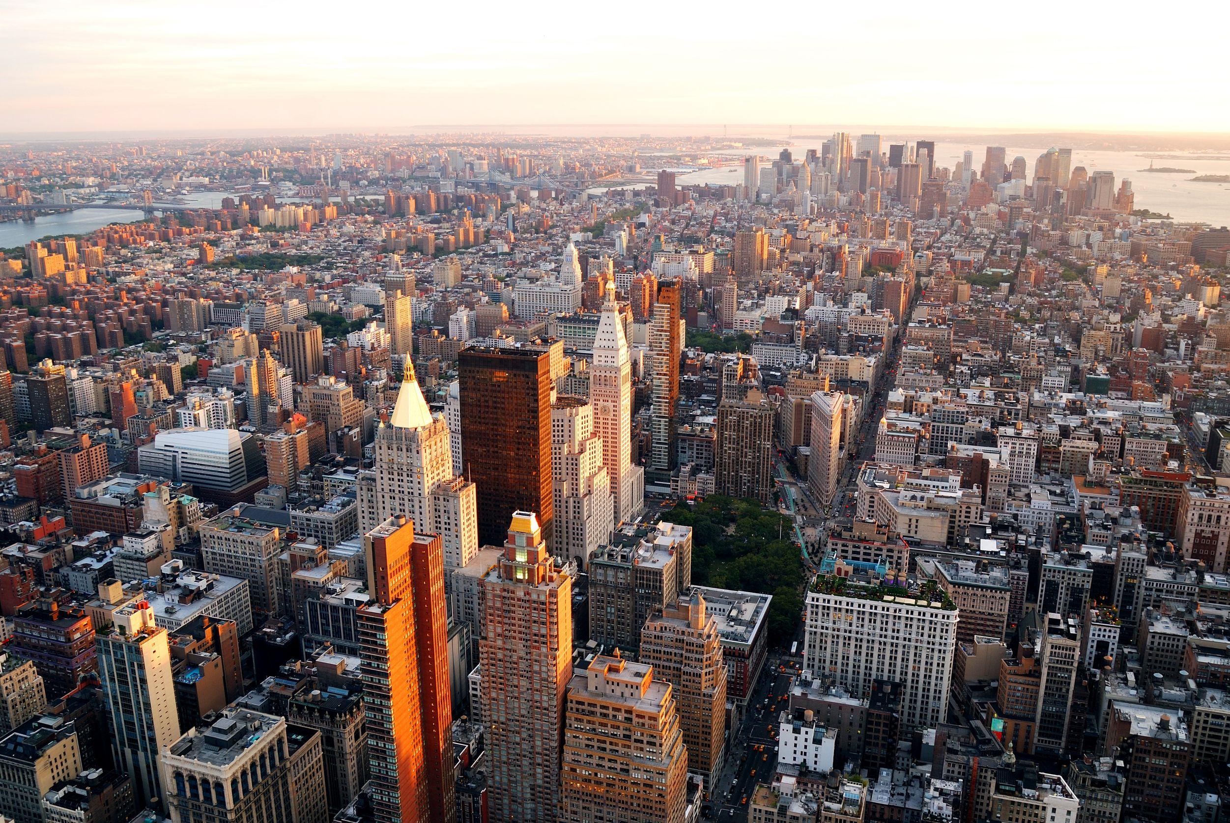 Inglés en NUEVA YORK para jóvenes. Grupo con monitor. 14 a 17 años