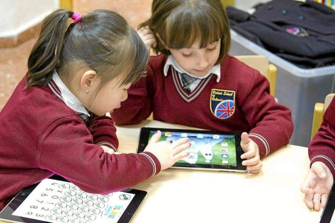 Estudiar en colegios británicos en España. Sistema Educativo Británico.
