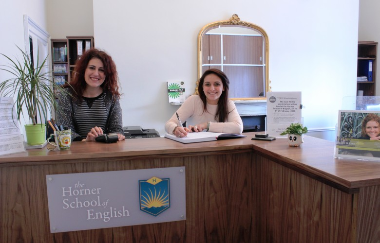 Curso de inglés para adultos en Dublín Horner
