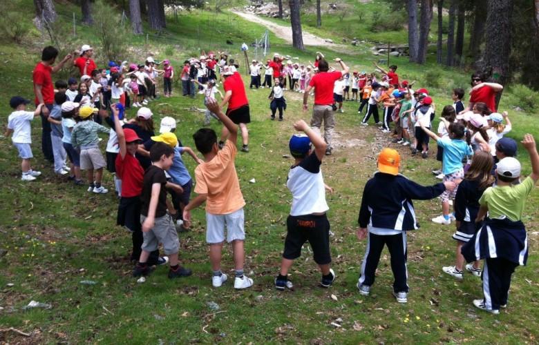Campamento inglés y alemán en la Sierra de Guadarrama (10-15 años)