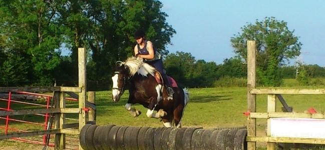 Curso de inglés y equitación para jóvenes en el rancho Lakelands