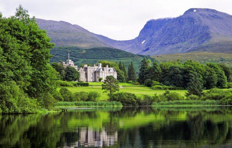 Novedad 2018. Summer Camp para jóvenes en las Highlands, Escocia. 10 a 14 años. Grupo con monitor